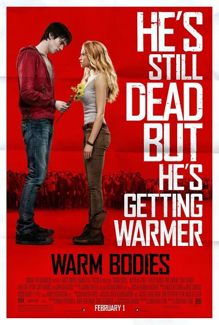 מת עליה - Warm-Bodies  - תמונה על קנבס,מוכנה לתליה. מת עליה - Warm-Bodies  - תמונה על קנבס,מוכנה לתליה.