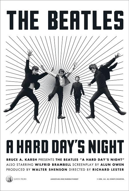 לילה של יום מפרך    hard_days_night   - תמונה על קנבס,מוכנה לתליה. לילה של יום מפרך    hard_days_night   - תמונה על קנבס,מוכנה לתליה.