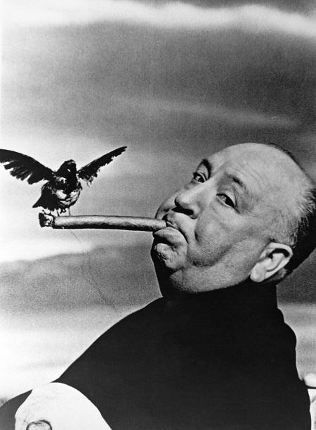 אלפרד היצ'קוק - Hitchcock   - תמונה על קנבס,מוכנה לתליה.אלפרד היצ'קוק - Hitchcock   - תמונה על קנבס,מוכנה לתליה.