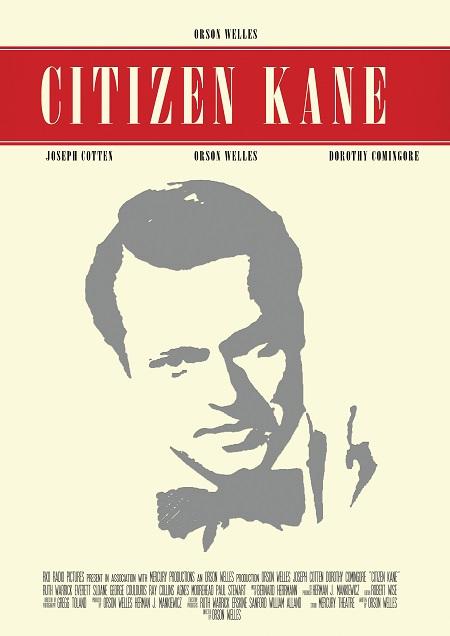האזרח קיין   -  citizen kane - תמונה על קנבס,מוכנה לתליה.סרטים ישנים האזרח קיין   -  citizen kane - תמונה על קנבס,מוכנה לתליה.