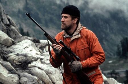 צייד הצבאים   -   Deer Hunter - תמונה על קנבס,מוכנה לתליה.סרטים ישנים    צייד הצבאים   -   Deer Hunter - תמונה על קנבס,מוכנה לתליה.