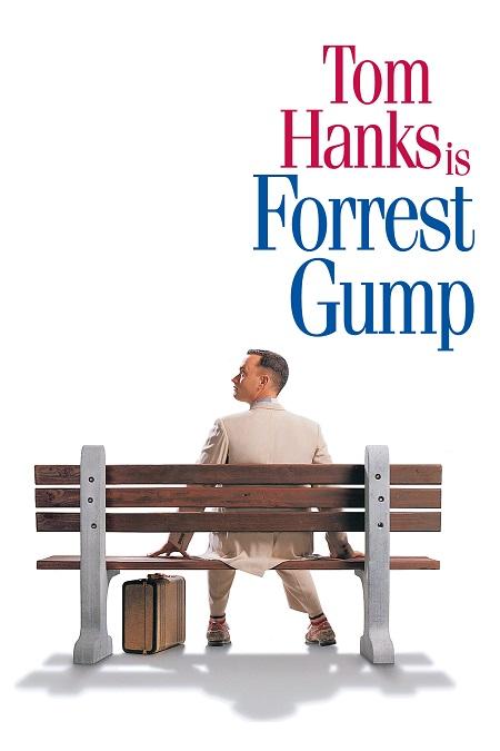 Forrest Gump - תמונה על קנבס,מוכנה לתליה.  Forrest Gump - תמונה על קנבס,מוכנה לתליה.