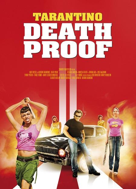 חסין מוות  -  deathproof  - תמונה על קנבס,מוכנה לתליה. חסין מוות  -  deathproof  - תמונה על קנבס,מוכנה לתליה.