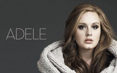 אדל  Adele - תמונה על קנבס,מוכנה לתליה.אדל  Adele