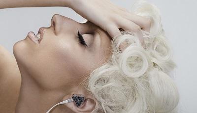 ליידי גאגא  Lady Gaga - תמונה על קנבס,מוכנה לתליה.ליידי גאגא  Lady Gaga