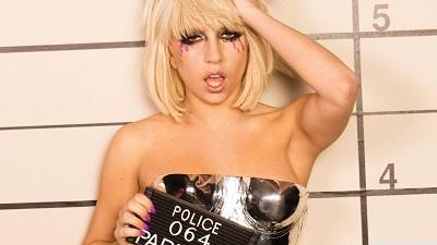 ליידי גאגא  Lady Gaga