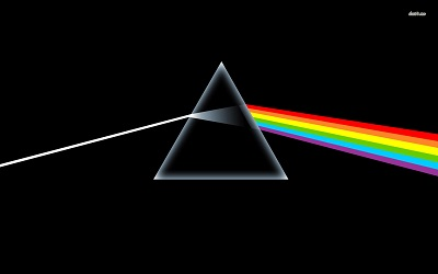 Pink Floyd  -The dark side of the moon - תמונה על קנבס,מוכנה לתליה.Pink Floyd  -The dark side of the moon