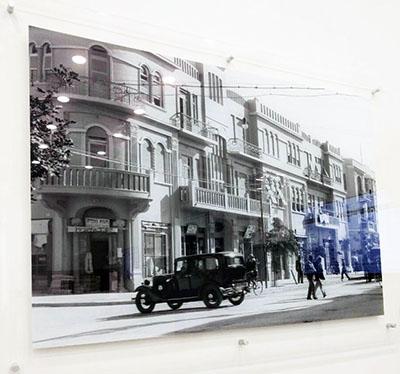 רחוב אלנבי - תל אביב