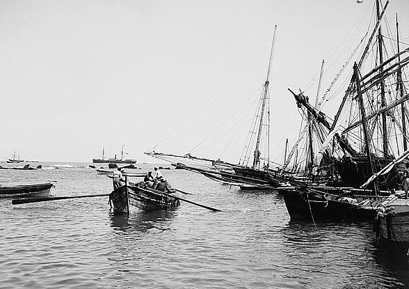 יפו נמל סירות