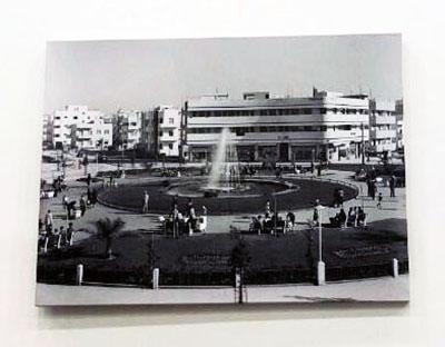 ככר דיזנגוף - תל אביב