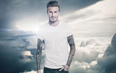 דיויד בקאם  David Beckham  - תמונה על קנבס,מוכנה לתליה.   דיויד בקאם  David Beckham